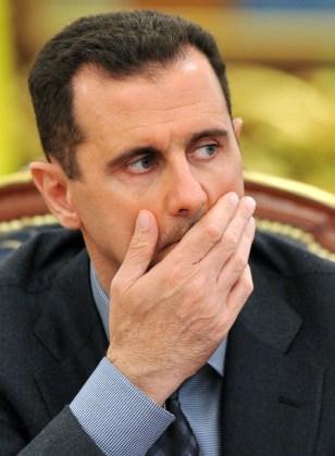 Image: Syrian President Bashar al-Assad