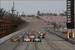 Image: Indianapolis Motor Speedway