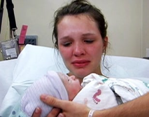 Image: Jordan on '16 and Pregnant'