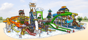 Image: Mega WaterWorld