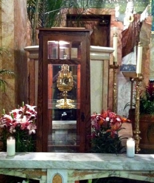 Image: A 780-year-old religious relic of St. Anthony