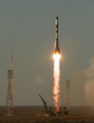 Image: Progress launch