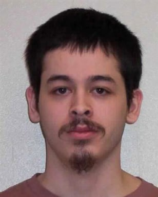 Image: Clallam Bay, Wash., Corrections Center inmate Dominick Maldonado
