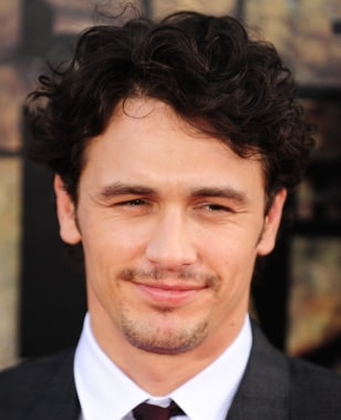 James Franco's father ...