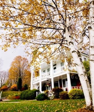 Image: Rabbit Hill Inn, Vermont