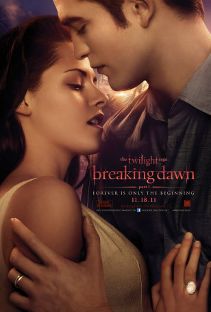 IMAGE: Breaking Dawn poster