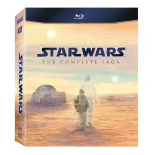 IMAGE: Star Wars on Blu-ray
