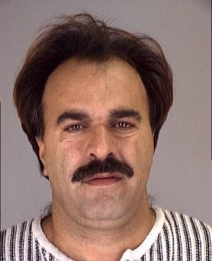 Image: Manssor Arbabsiar is seen in a 2001 booking photo after he was charged for check fraud.