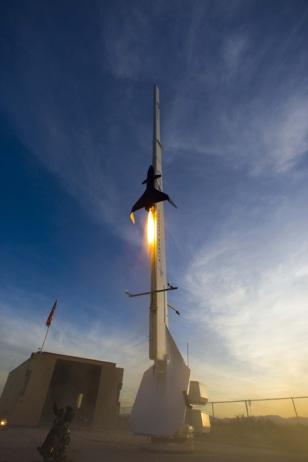Reusable rocket search flies high at spaceport for Spa uniform suppliers cape town