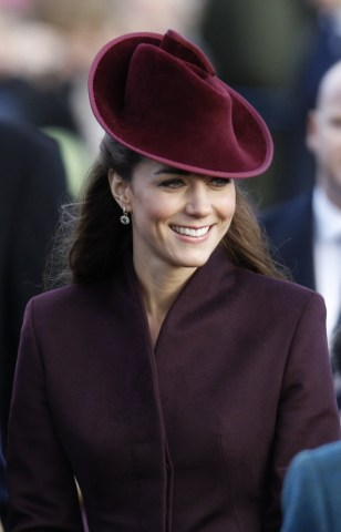 Image: Kate, Duchess of Cambridge