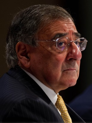 Image: Secretary Of Defense Leon Panetta