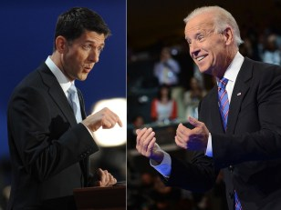 Image: Paul Ryan and Joe Biden