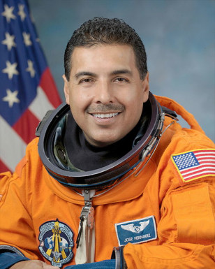 Astronaut Jose Hernandez loses race - Technology & science ...