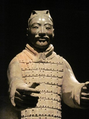 Image: Tomb of China's first emperor, Qin Shi Huang