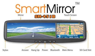 Image: SmartMirror from Azentek