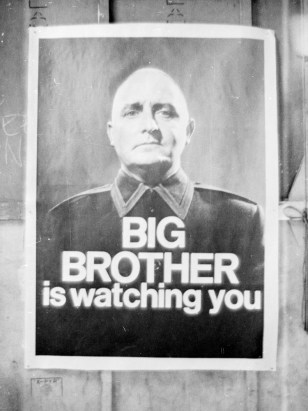 Image: Big Brother poster