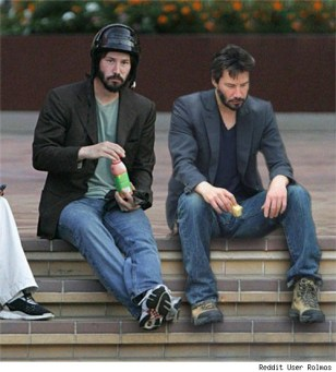 Keanu Reeves is sad; Don Draper is sadder - today > tech ...