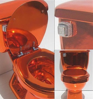 Stupendous Sitting Down The Worlds Most Extreme Toilets Today Evergreenethics Interior Chair Design Evergreenethicsorg