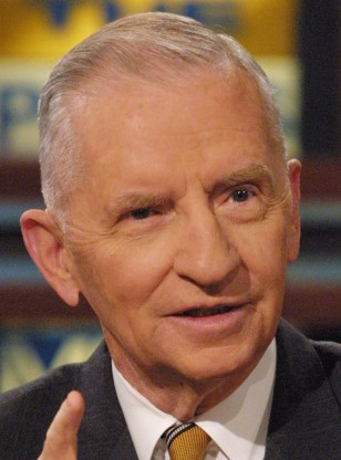 Image: Ross Perot