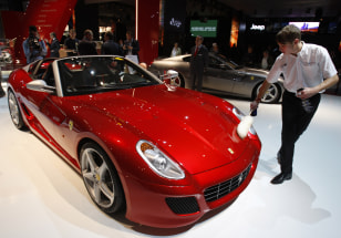 Image: Ferrari SA Aperta.
