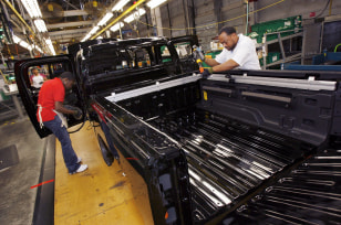 HUMMER Begins Production of the All-New H3T