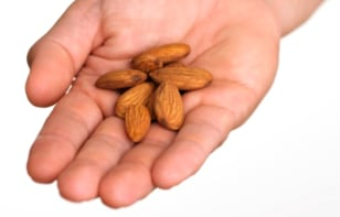 Image: Almonds