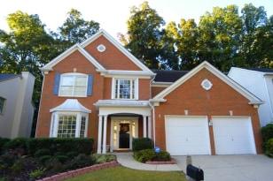 Image: Atlanta home