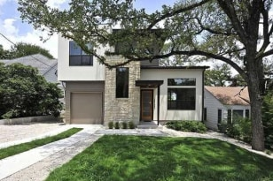 Image: Austin home