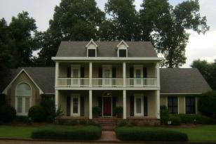 Image: Jackson home