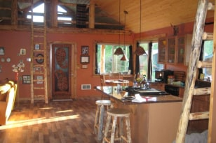 Image: Montana home