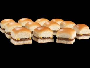 Image: Krystals burgers
