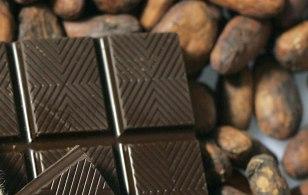 Image: Dark chocolate