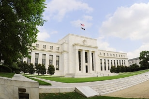 Image: Federal Reserve building
