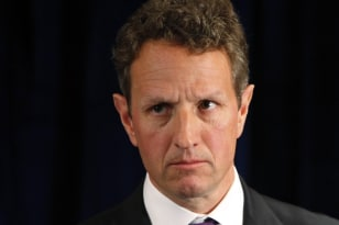 Image: U.S. Treasury Secretary Timothy Geithner