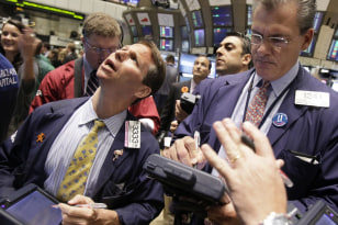 Image: NYSE traders
