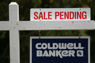 "Image: ""Sale pending"" sign"