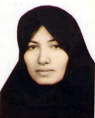Image: Sakineh Mohammadi Ashtiani