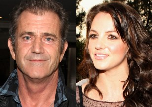 Image: Mel Gibson, Britney Spears