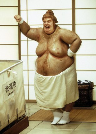 "IMAGE: Fat Bastard from ""Austin Powers"" series"