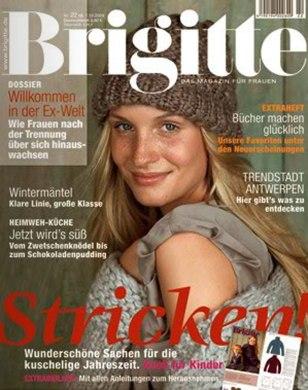 Image: Brigitte magazine