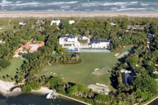 Image: Tiger Woods' home