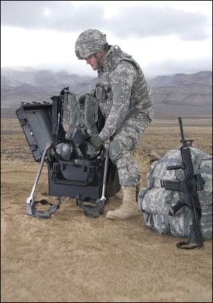 Image: HULC exoskeleton