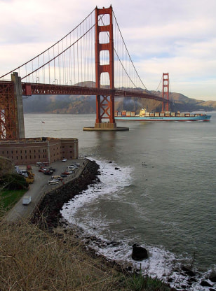 Image: Golden Gate Bridge