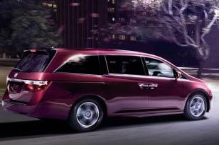 Image: Honda Odyssey