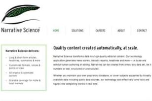 Image: Web site
