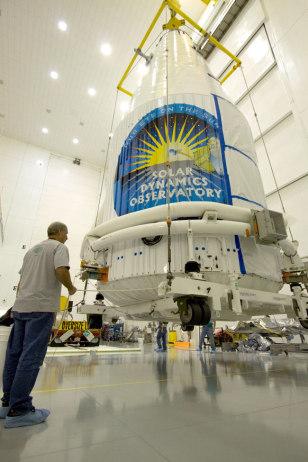 Image: Solar Dynamics Observatory