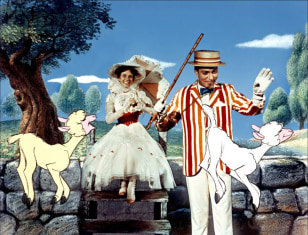 "Image: A scene from ""Mary Poppins"""