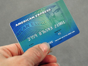 Image: American Express card