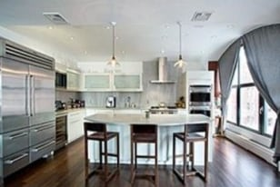 Image: Timberlake kitchen