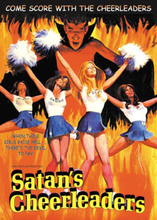 IMAGE: Satan's Cheerleaders